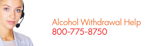 Alcohol Withdrawal Help