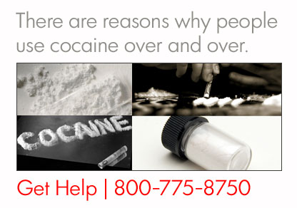 Cocaine Use Over and Over