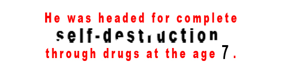 Drug Use Age 7