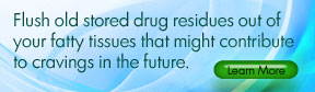 Flush Drug Residues Out