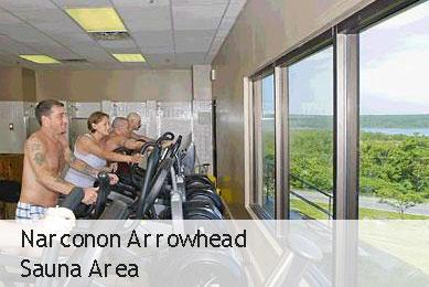 Narconon Arrowhead Sauna Area