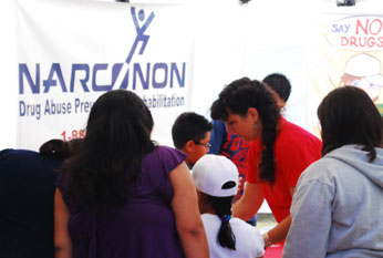 Narconon Drug Education Fair