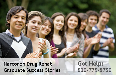 Narconon Drug Rehab Success Stories