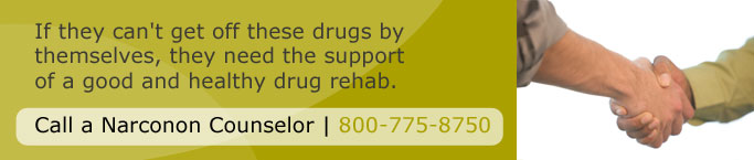 Narconon Drug Rehab Support