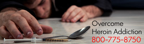 Overcome Heroin Addiction