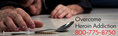 Overcome Heroin Addiction