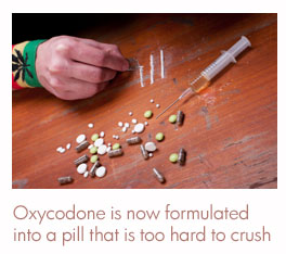 oxycodone crushed photo.