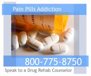 Pain Pill Rehab