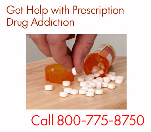 Prescription Drug Addiction Help