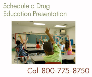 Schedule Drug Education Presentation