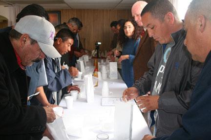 Tijuana First Step workshop
