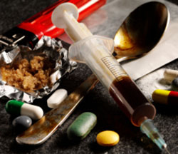 heroin and prescription opiates
