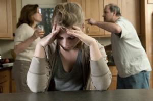 Parent drug abuse