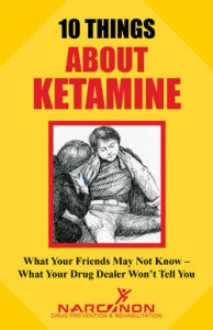 10 things about ketamine booklet