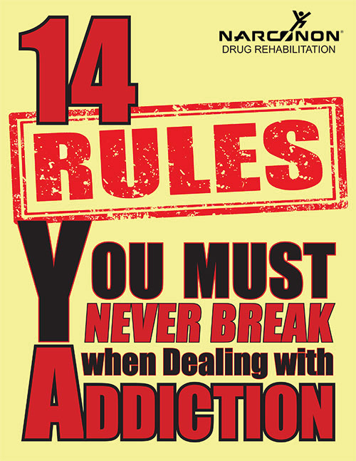 Rules dating recovering addict