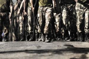 veteran soldiers