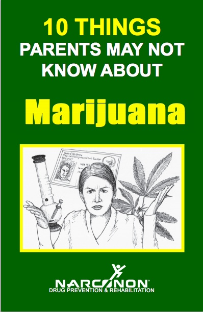 marjuana fact booklet
