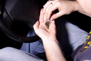 using marijuana and driving