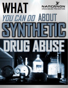 What you can do about synthetic drug abuse booklet