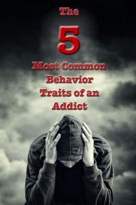 five common traits of addict