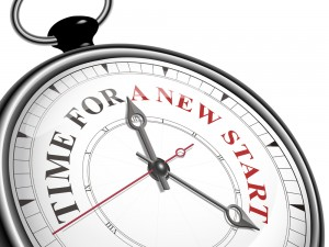 new start clock
