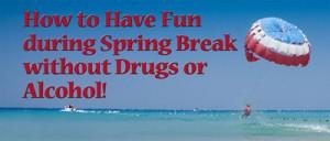 drug free spring break