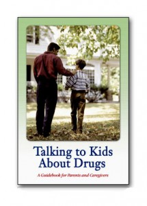 Talking to Kids About Drugs booklet