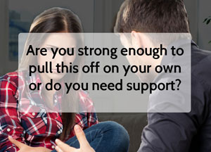 do you need support?