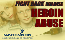 Fight Back Against Heroin Abuse booklet