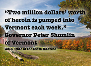 heroin use in vermont