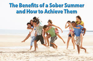 benefits of a sober summer
