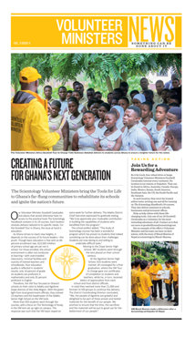 Pastoraal Werkers Nieuws Jaargang 3, Uitgave 4