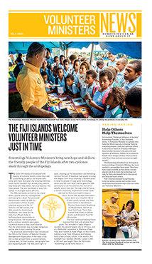 Volunteer Ministers Newsletter Том 4, выпуск 1