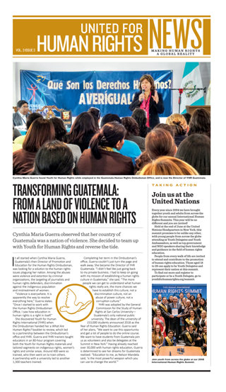 Human Rights Newsletter 14