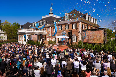 Atlantas spirit of freedom shines bright as georgias first ideal atlantas spirit of freedom shines bright as georgias first ideal scientology church opens malvernweather Choice Image