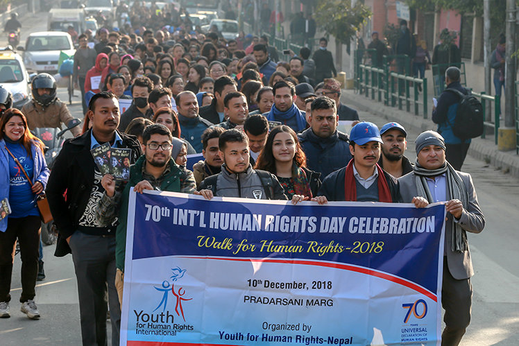Youth for Human Rights Nepal