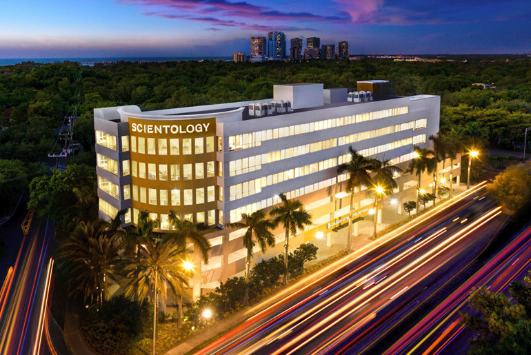 Church of Scientology Miami will serve as an Emergency Disaster Relief Resource Center for Hurricane Irma.