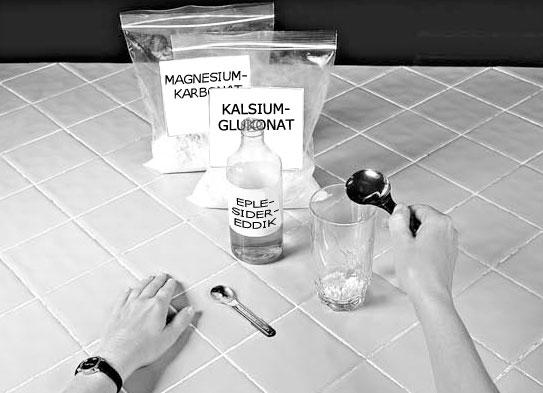 kalsium i vann