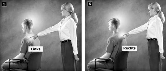 Een Touch Assist moet ook de uiteinden en de ruggengraat omvatten. Wanneer een Touch Assist op de juiste manier wordt gegeven, kan dat het vermogen van de thetan helpen om sneller een aandoening van zijn lichaam te genezen of te herstellen.