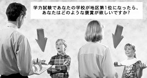 アンケート調査は、反応と同意を引き出すように行われます。