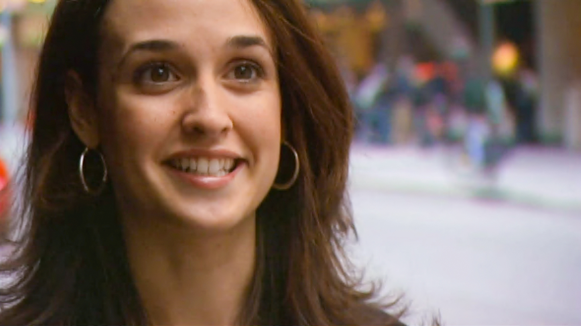 Adrianna, chef du personnel