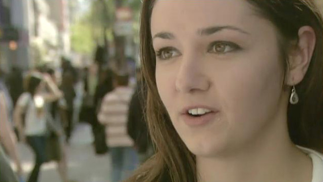 Aubrey, student