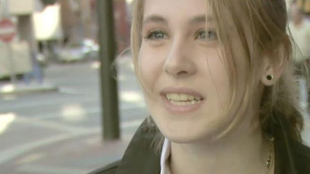 Brenna, étudiante