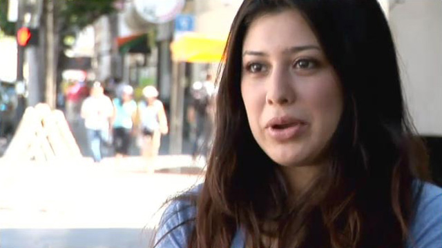 Daniella, college-studerende