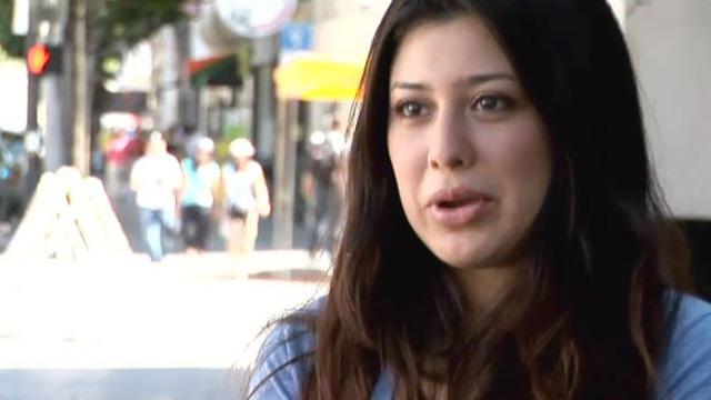 Daniella, étudiante