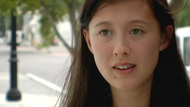 Jenny, estudiante