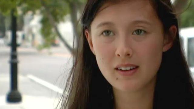 Jenny, étudiante