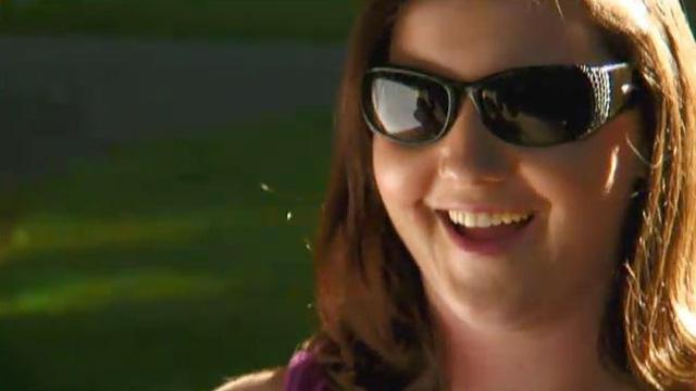Kristina, leidinggevend administratrice
