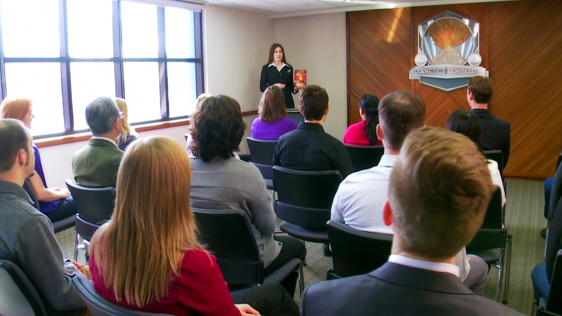 Hubbard Dianetics Seminar