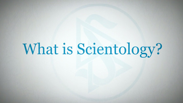 Official Church Of Scientology What Is Scientology
